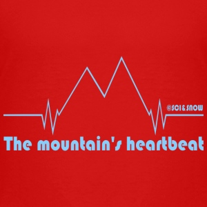 Heartbeat Mood - Kids' Premium T-Shirt