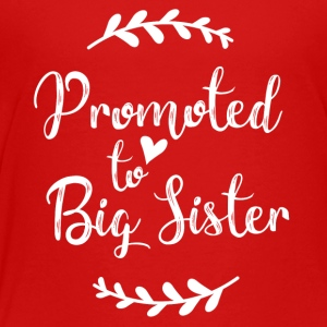 Promoted to Big Sister - Kids' Premium T-Shirt