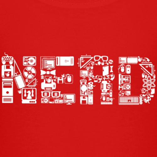 Nerd - Kinder Premium T-Shirt