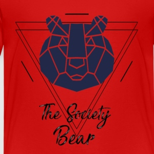 The company bear - Kids' Premium T-Shirt