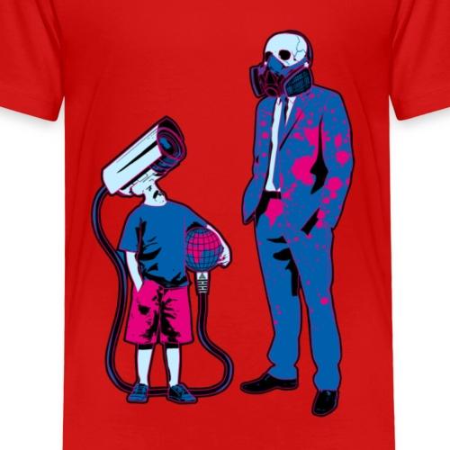 Littele Brother Big Brother - Kinderen Premium T-shirt