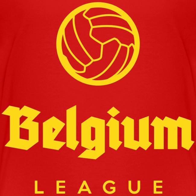 Belgium football league belgië - belgique