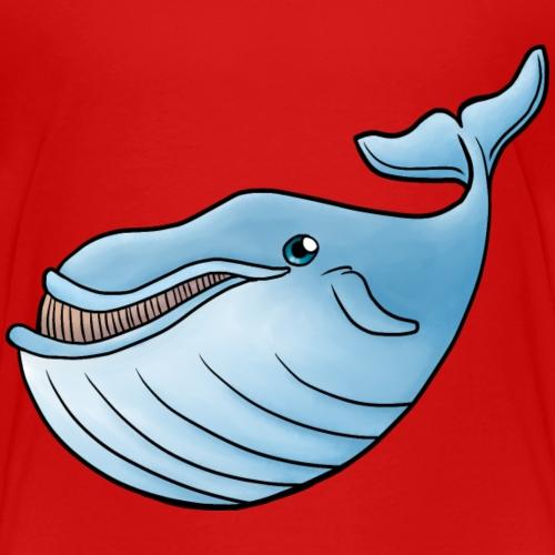 Kleiner Blauwal - Kinder Premium T-Shirt