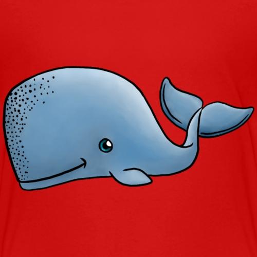 Kleiner Pottwal - Kinder Premium T-Shirt
