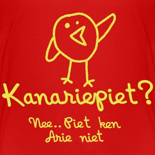 pietkenarieniet - Kinderen Premium T-shirt