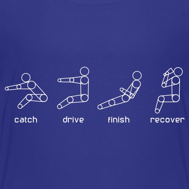 catch drive finish recover