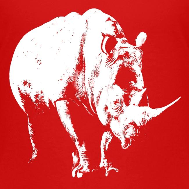 White Rhinoceros (highlights only)