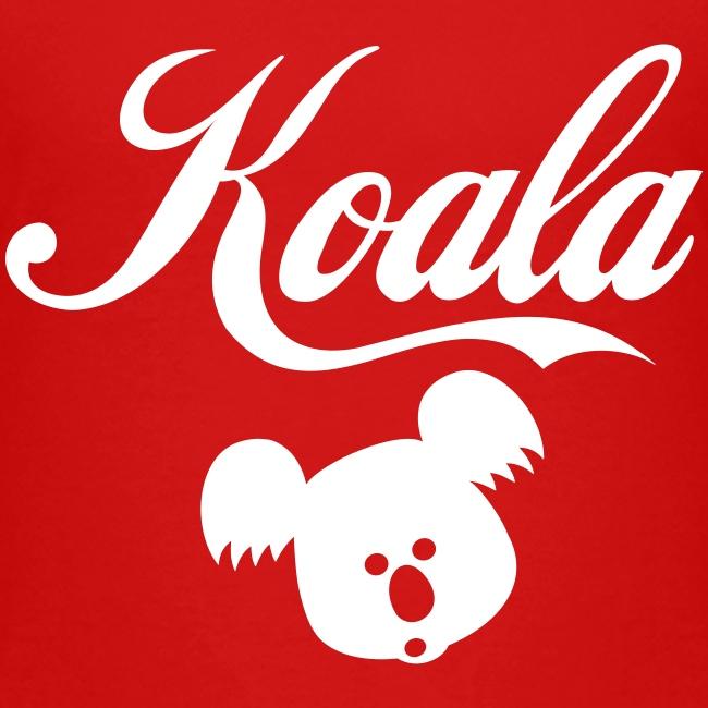 Koala Kawaii Comic Design für Australien Fans