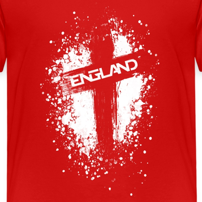 England Painted-White