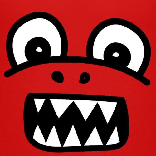 Alien Außerirdischer Monster - Kinder Premium T-Shirt