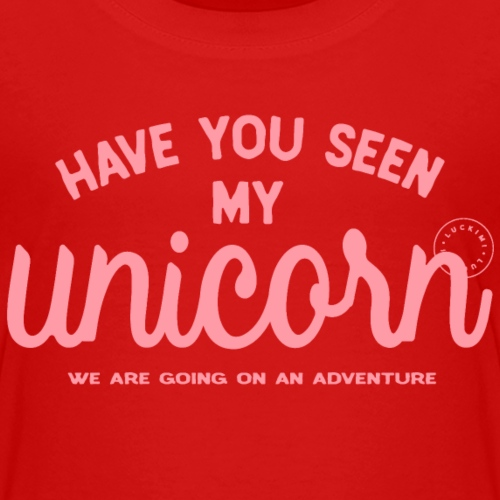 Unicorn pink - Kids' Premium T-Shirt