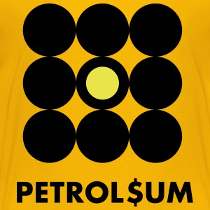 Petroleum - Premium-T-shirt barn