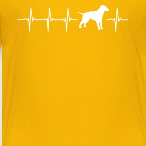 Divertido Coated Retriever Curly Idea regalo - Camiseta premium niño
