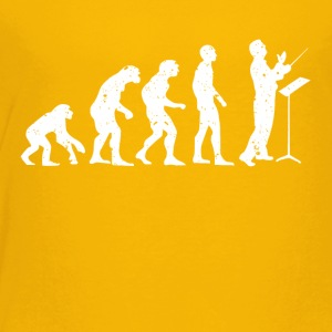 EVOLUTION DIRIGENT! - Kinder Premium T-Shirt