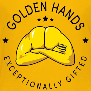 golden hands - Kinder Premium T-Shirt