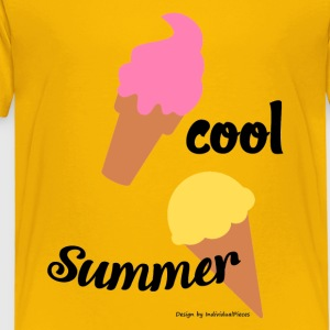 CoolSummer - Kinder Premium T-Shirt