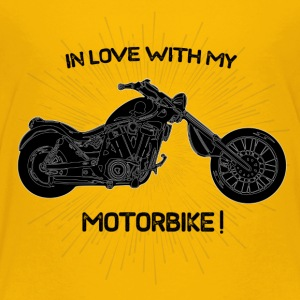 Love my Motorbike! - Kids' Premium T-Shirt