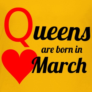 March Queen - Kids' Premium T-Shirt