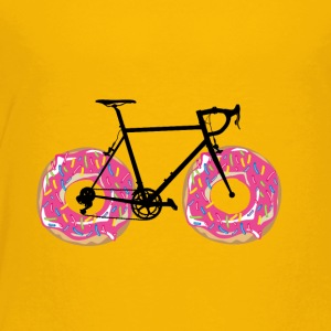 Donutbicycle - Premium T-skjorte for barn