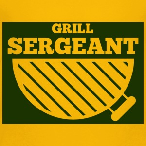Military / Soldier: Grill Sergeant - Premium T-skjorte for barn