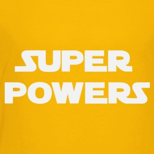 Super Powers (2182) - Kinder Premium T-Shirt