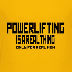 REAL THING dynamophilie - T-shirt Premium Enfant