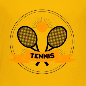 Tennislogo - Kinder Premium T-Shirt