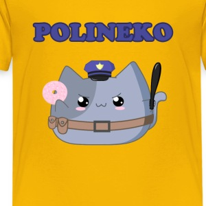 Polineko - Premium T-skjorte for barn