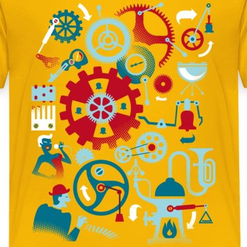 Machine musicale - T-shirt Premium Enfant