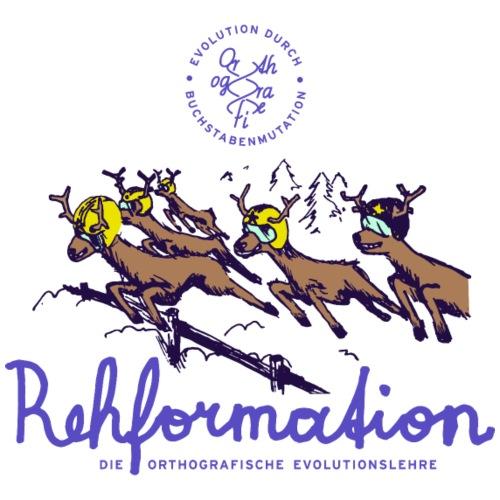 Die Rehformation - Kinder Premium T-Shirt
