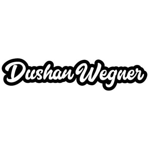 Dushan Wegner (Schriftzug) - Kinder Premium T-Shirt