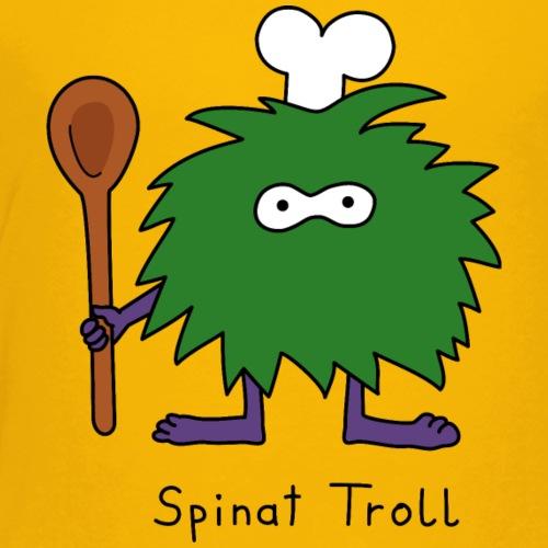 Spinat Troll - Kinder Premium T-Shirt