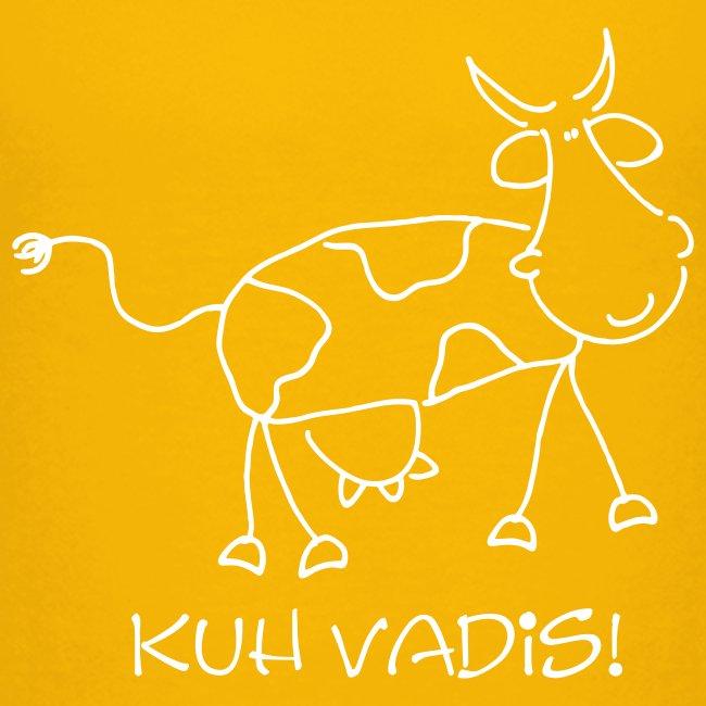 Comic Cow KUH VADIS