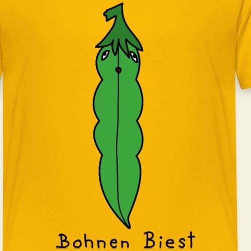 Bohnen Biest - Kinder Premium T-Shirt