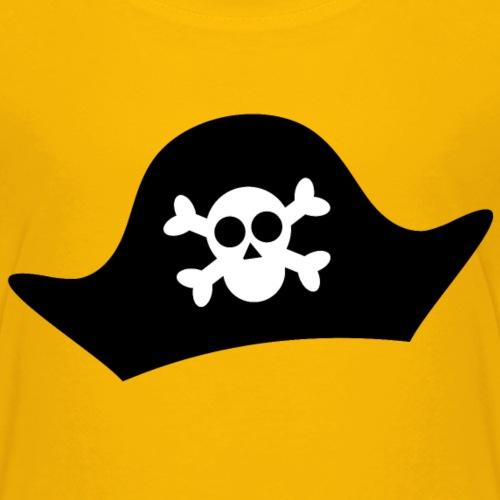Piratenmütze - Kinder Premium T-Shirt