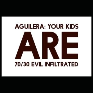 Evil Kids - Premium T-skjorte for barn