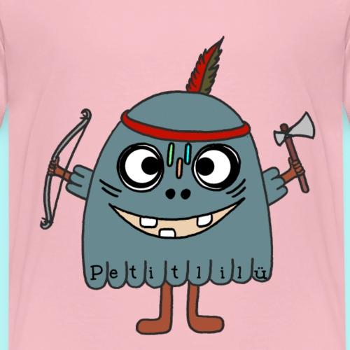 Kleiner Indianer - Kinder Premium T-Shirt