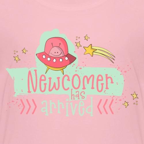 Newcomer: Baby ist geboren - Süßes Mädchen Design