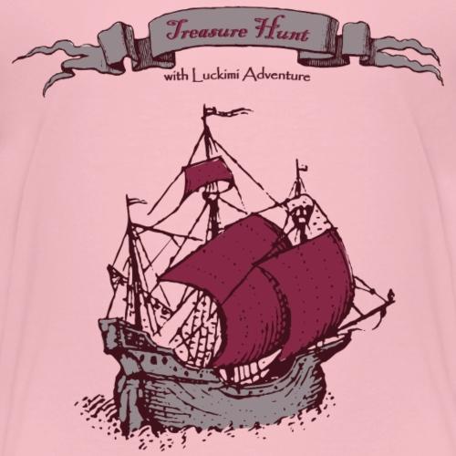 pirate Ship - Kids' Premium T-Shirt