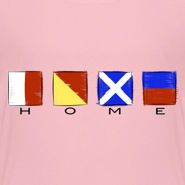 Home, International Code Sea Flag, Sea clothes etc