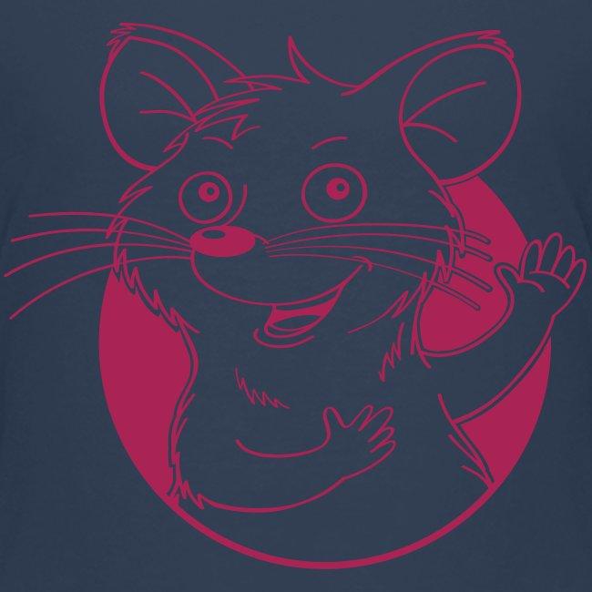 mutige Maus