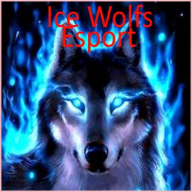 Ice Wolfs Esport Merch