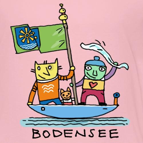 Bodensee - Kinder Premium T-Shirt