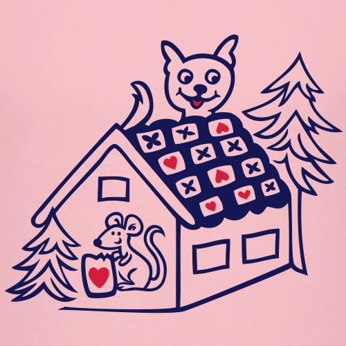 Pfefferkuchenhaus - Kinder Premium T-Shirt