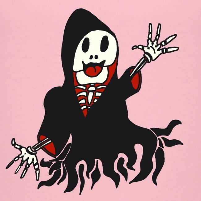 grim reaper funny style