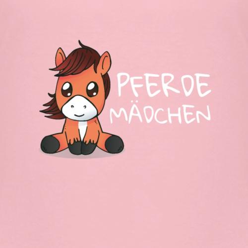 Pferde Pferdemädchen Pferdeliebhaber - Kinder Premium T-Shirt