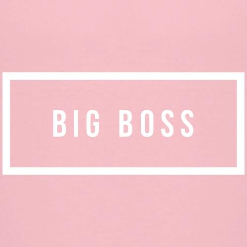 Big Boss Weiß Unisex - Kinder Premium T-Shirt