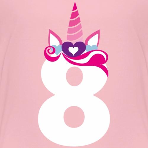 8. Geburtstag Mädchen Girl Geschenk