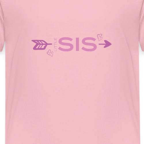 little sis Zeichenflaeche 1 - Kinder Premium T-Shirt