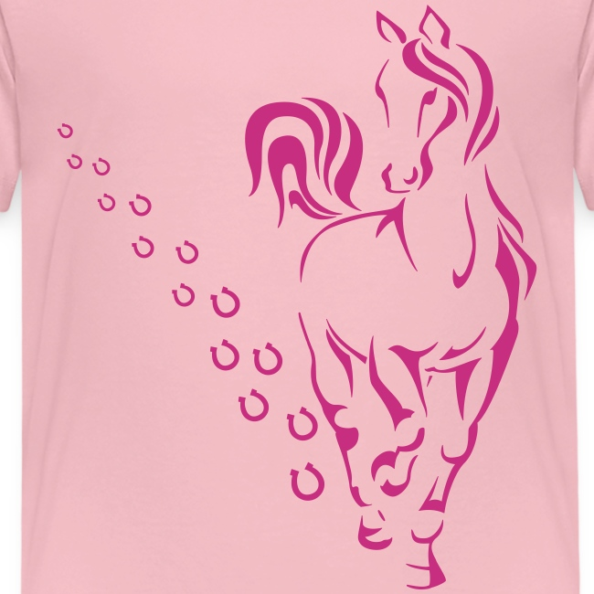 Vorschau: HORSEWALK - Kinder Premium T-Shirt